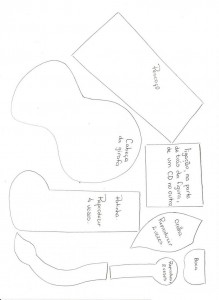 cd giraffe craft with template (1)