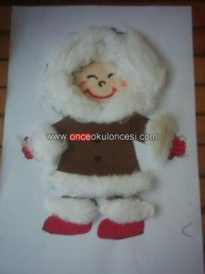 Eskimo craft idea for kids Crafts
