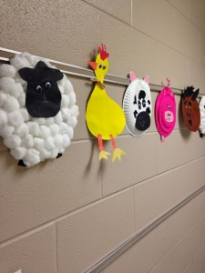 farm animals craft