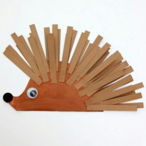 hedgehog craft (1)