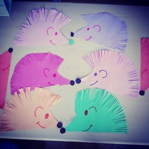 hedgehog craft (4)