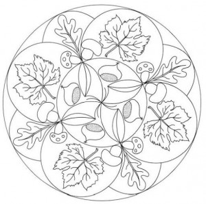 leaf mandala coloring (2)