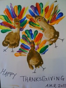 turkey craft idea for kids