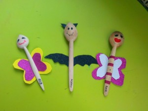 wooden spoon craft idea for kids (1)