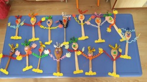 wooden spoon craft idea for kids (4)