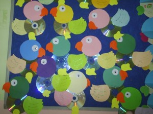 cd parrot craft