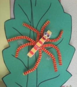 clothespin bugs craft