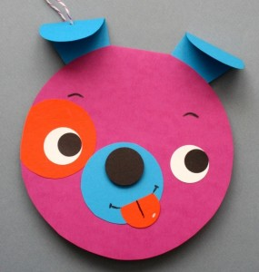 free dog craft idea (2)