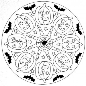 halloween-mandala-coloring-pages
