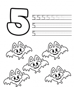 halloween number worksheets (6)