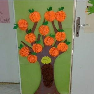 Tree craft idea for kids Crafts and Worksheets for