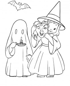 printable witch coloring page (1)