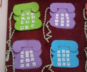 telephone crafts