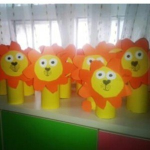 Toilet Paper Roll Animal Craft For Kids Crafts And