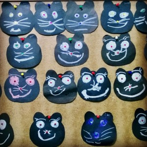 Halloween Cat Crafts