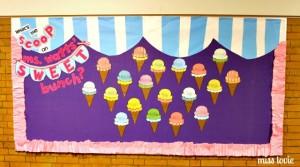 Ice Cream Bulletin Board3