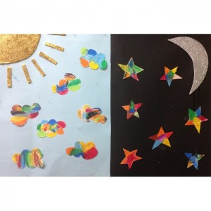 Out of this world bulletin board (2)