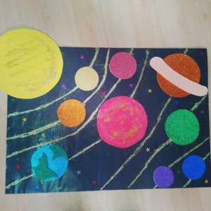 Out of this world bulletin board (3)