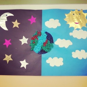 Out of this world bulletin board (4)