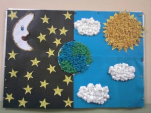 Outer Space bulletin board (2)