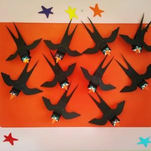 bird craft idea for kids (1)