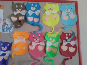 cat craft idea for kids (1)