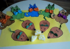 cat craft idea for kids (6)