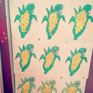 corn craft idea for kids (1)