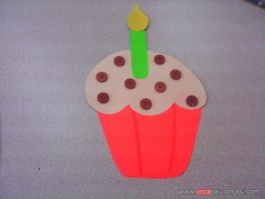 cupcake craft idea for kids (3)