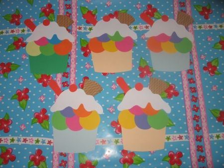 cupcake craft