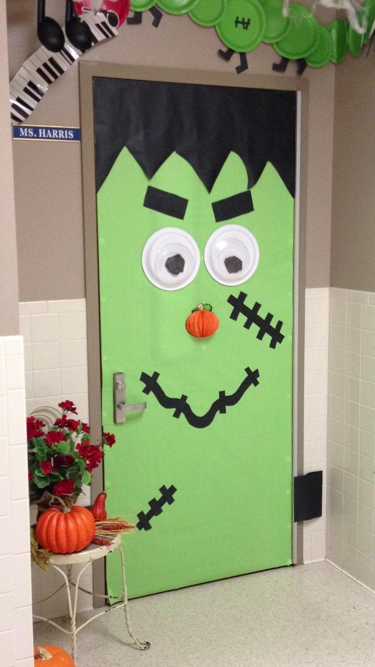 preschool halloween door decorations crafts actvities and worksheets for preschool toddler and 370