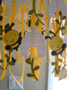 free bee craft idea (12)