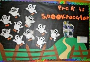 free ghost bulletin board