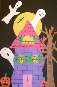 free halloween bulletin board (3)