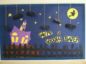 free halloween bulletin board (5)