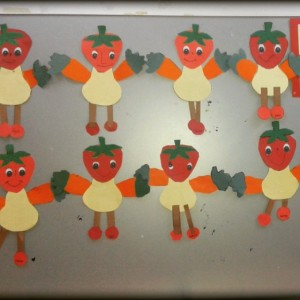 fruit craft idea for kids (1)