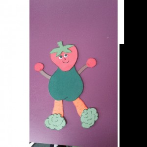 fruit craft idea for kids (3)