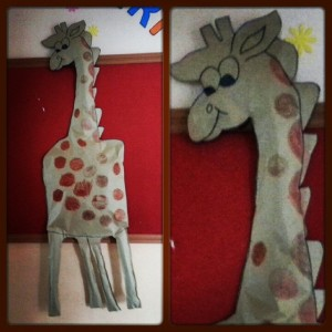 giraffe craft idea for kids (3)