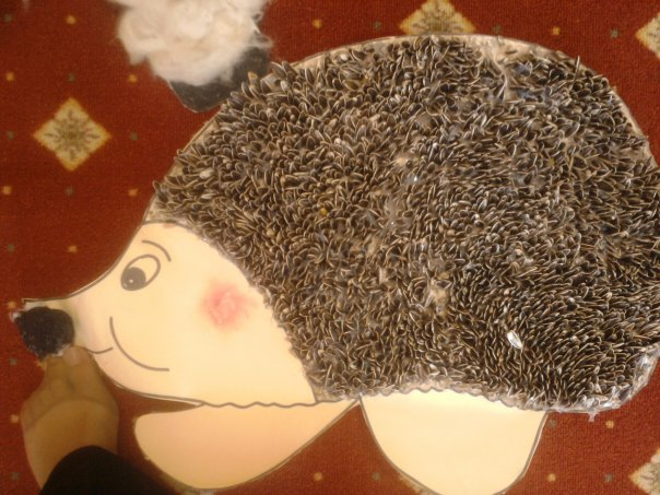 Hedgehog Crafts For Preschool