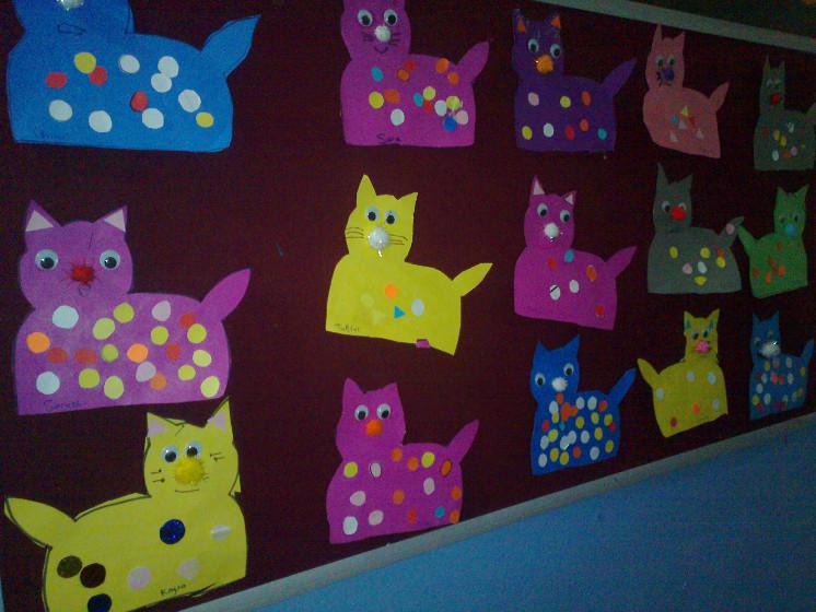 kitten craft idea