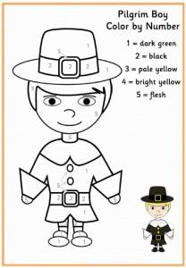 pilgrim_boy_colour_by_number