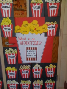 pop corn craft