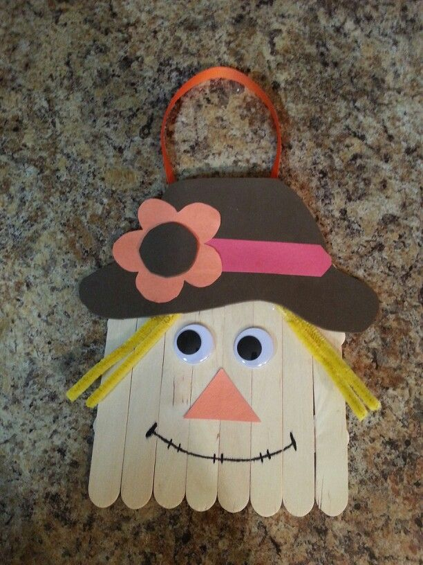 Scarecrow Craft Crafts And Worksheets For Preschool