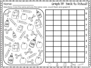 school graph worksheet