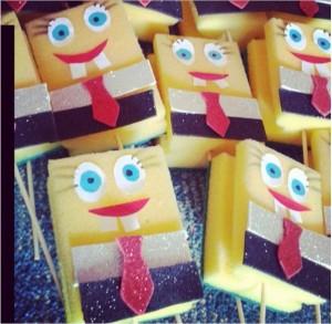sponge bob craft (1)