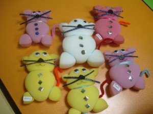 sponge cat craft (1)