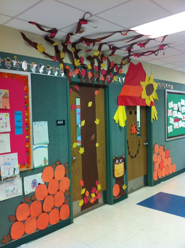 Classroom Decoration Ideas For Thanksgiving ~ Crafts actvities and worksheets for preschool toddler
