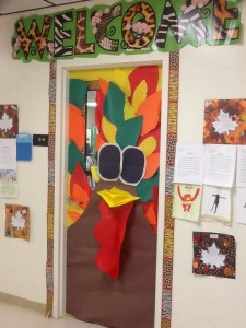 turkey door decoration idea (2)
