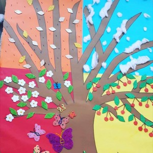 4 seasons tree craft (2)