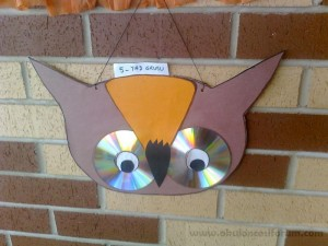 cd owl craft